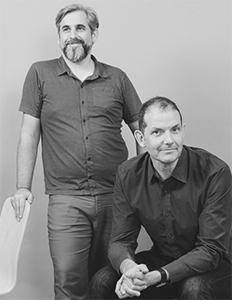 Lee Fletcher & Terence Woodside